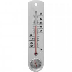 Termometr zew/wew z higrometrem 250/55mm
