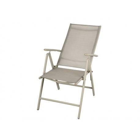 Krzesło składane metalowe SAVONA