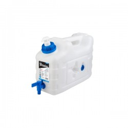 Kanister na wodę 10L z kranem i dozownikiem na mydło