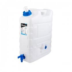 Kanister na wodę 20L z kranem i dozownikiem na mydło