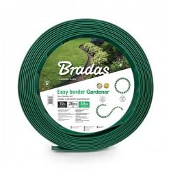 Zestaw z obrzeżem trawnikowym EASY BORDER 38mm zieleń