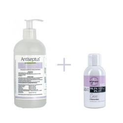 Płyn do dezynfekcji Antiseptus 500ml