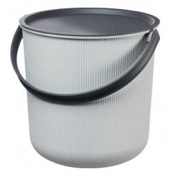 Stolik, pojemnik AKITA do przechowywania z rączką i pokrywą