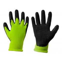Rękawice ochronne LEMON  rozmiar 5 lateks