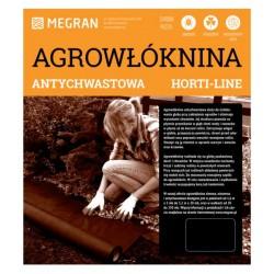 Agrowłóknina HORTI-LINE antychwastowa 3,2x5m brązowa