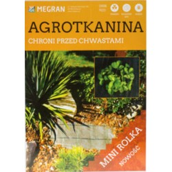 MR Agrotkanina AGRO+ 70g/m2 czarna 1,6x10m