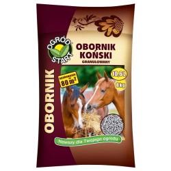Obornik koński granulowany 8kg / 10,6L