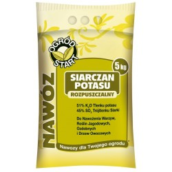 Siarczan potasu rozpuszczalny - 5kg