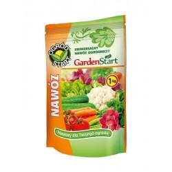 Uniwersalny nawóz ogrodniczy Garden Start - 1kg