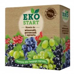 EkoStart Nawóz do winorośli, porzeczek i agrestu - 1,5kg