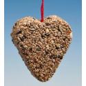 Karma nasienna w kształcie serca 310g