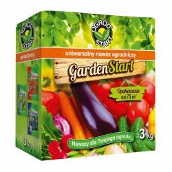 Uniwersalny nawóz ogrodniczy Garden Start - 3kg