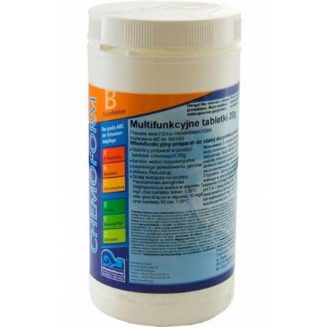 Chemochlor T Multitabletki 200g - 1kg