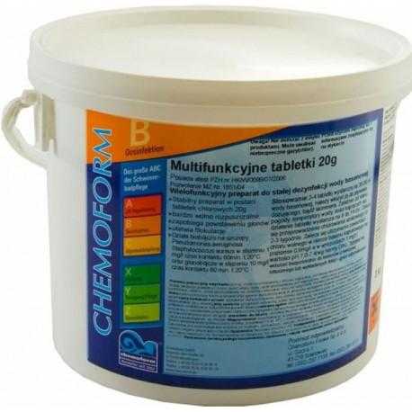 Chemochlor T Multitabletki 200g - 3kg