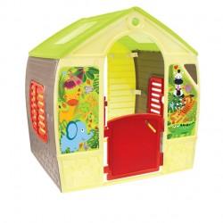 Domek ogrodowy Happy House 102x88x108cm