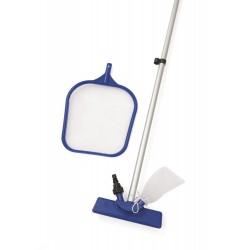 Zestaw akcesoriów do czyszczenia basenu