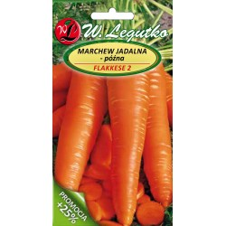 Marchew jadalna - Flakkese 2 - 4g + 1g