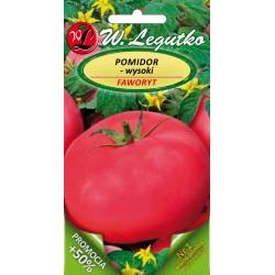 Pomidor wysoki - Faworyt - 0,50g + 0,25g