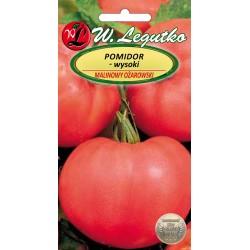 Pomidor wysoki - Malinowy Ożarowski - 1g