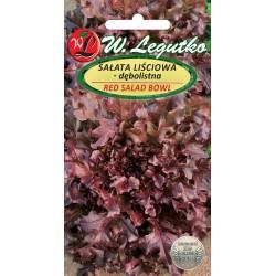 Sałata liściowa - Red Salad Bowl - 1g