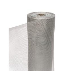 Siatka aluminiowa tkana 1x25m