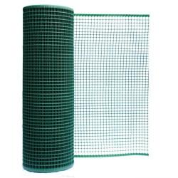 Siatka KWADRA 10 zielona - 0,5x50m