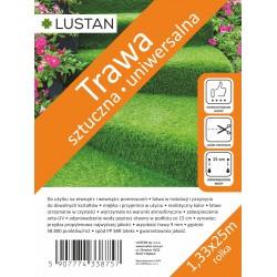 Trawa syntetyczna zielona - 1,33x25m