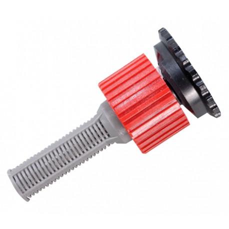 Dysza statyczna 10A 45-360 27m czerwon z filtrem 2 szt.