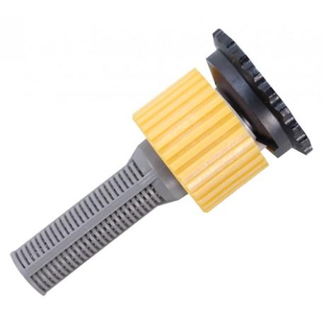 Dysza statyczna 8A 45-360 24m żółta z filtrem 2 szt.