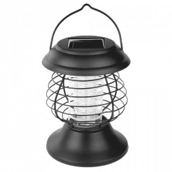 Solarna lampka owadobójcza LED / UV z uchwytem