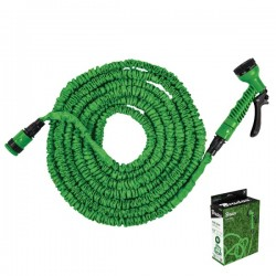 Zestaw ogrodowy TRICK HOSE 7 - 22m (zielony) BOX