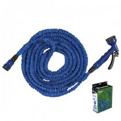 Zestaw ogrodowy TRICK HOSE 5 - 15m (niebieski) BOX
