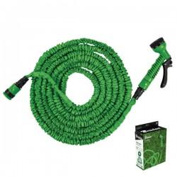 Zestaw ogrodowy TRICK HOSE 15 - 45m (zielony) BOX