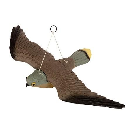 Sokół pustułka-imitacja ptaka 53x36x8cm