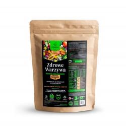 PLANTEO Pellet Zdrowe Warzywa 3kg