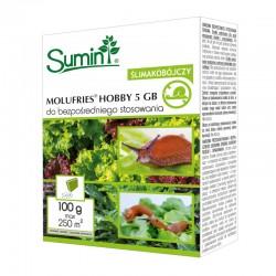 MOLUFRIES HOBBY 5GB zwalcza ślimaki 100g