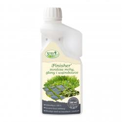 SUMIN FINISHER na mech w trawniku i innych powierzchniach 500 ml