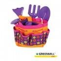 Zestaw narzędzi dla dzieci - 6 elementów