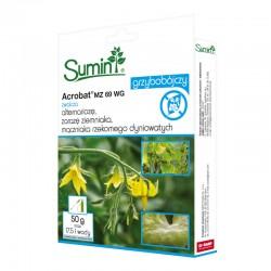 Środek grzybobójczy ACROBAT MZ 69 WG - 50g SUMIN