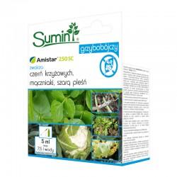 Środek grzybobójczy AMISTAR 250 SC - 5ml SUMIN