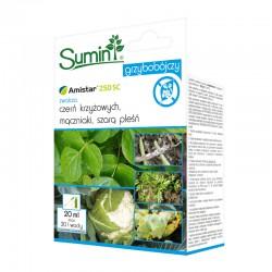 Środek grzybobójczy AMISTAR 250 SC - 20ml SUMIN