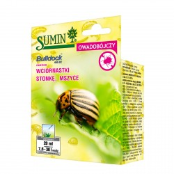 Środek owadobójczy BULLDOCK 025 EC - 20ml SUMIN