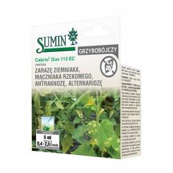 Środek grzybobójczy CABRIO DUO 112 EC - 5ml SUMIN