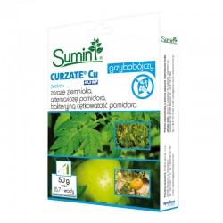 Środek grzybobójczy CURZATE CU 49,5 WP - 50g SUMIN