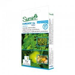 Środek grzybobójczy CURZATE CU 49,5 WP - 15g SUMIN