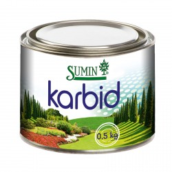 KARBID granulowany - 500g SUMIN