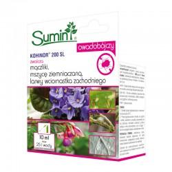 Środek owadobójczy KOHINOR 200SL - 10ml SUMIN