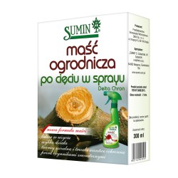 MAŚĆ OGRODNICZNA DELTA CHRON spray - 300ml SUMIN