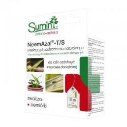 Środek owadobójczy NeemAzal - T/S - 15ml zwalcza ziemiórki SUMIN