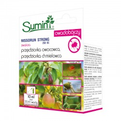 Środek owadobójczy NISSORUN STRONG 250 SC - 10ml SUMIN